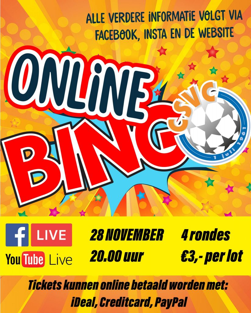 Online Bingo Supportersvereniging