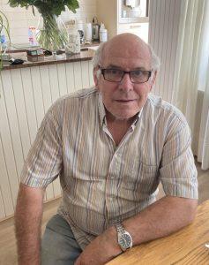 Vrijwilliger in de spotlight: Egbert Doezeman